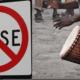ban on drumming
