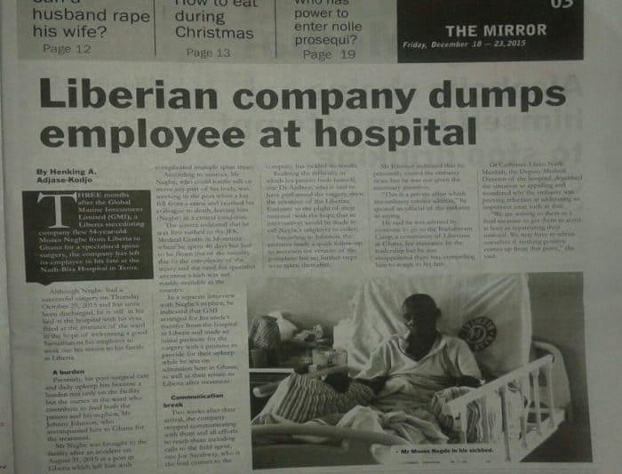 Liberian