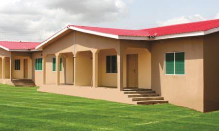 Apartment in Ghana