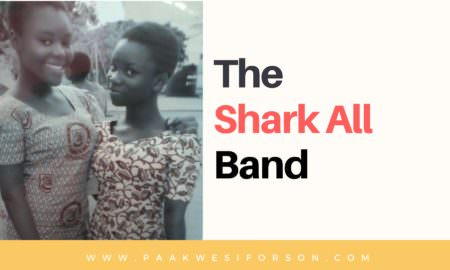 Shark-all band at Accra Girls SHS, Ghana