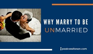 Reasons for marriage