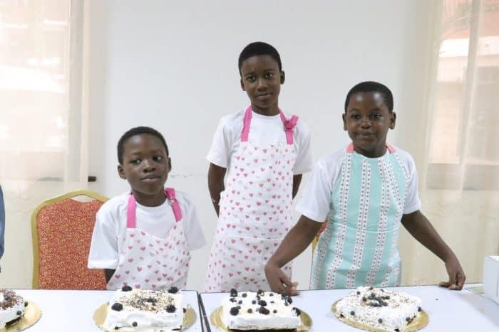 Dear Dough Gh Kiddie Bake Class
