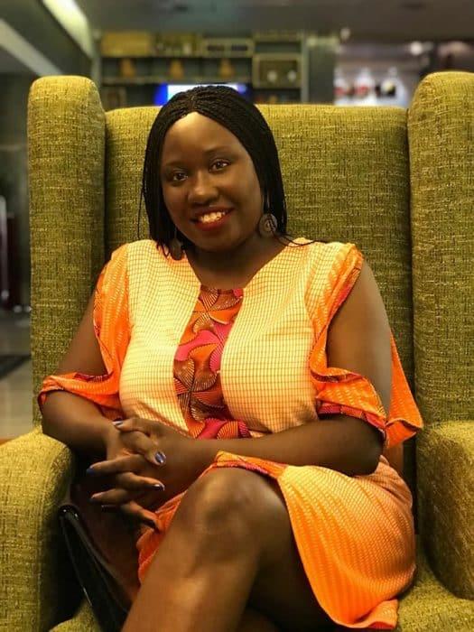 Kenyan Girl in Accra, Ghana 8 Years On