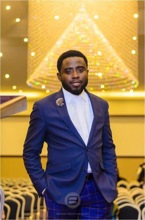 Prophet Bernard ElBernard Nelson Eshun