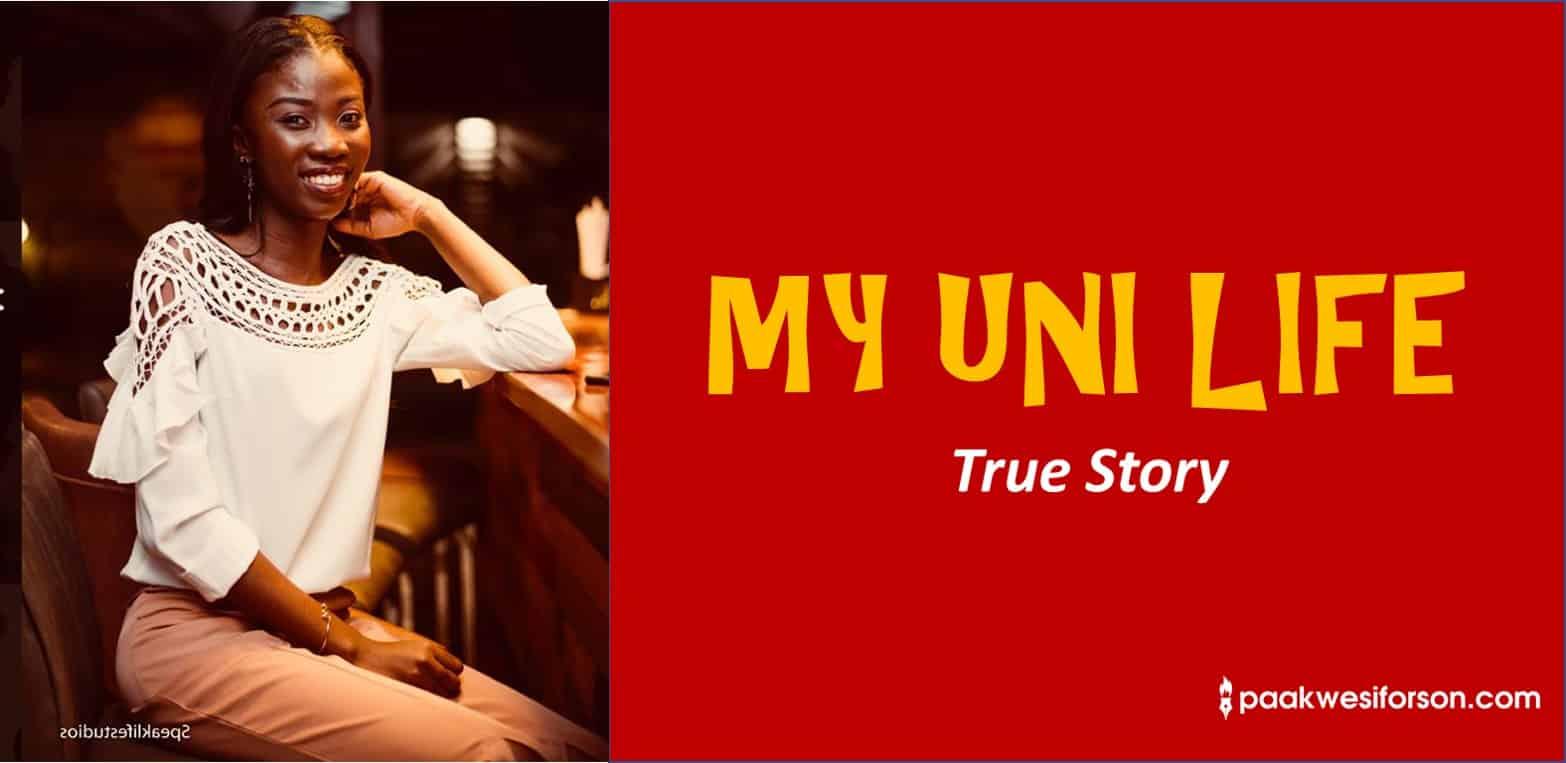 My Uni Life Michelle Saka