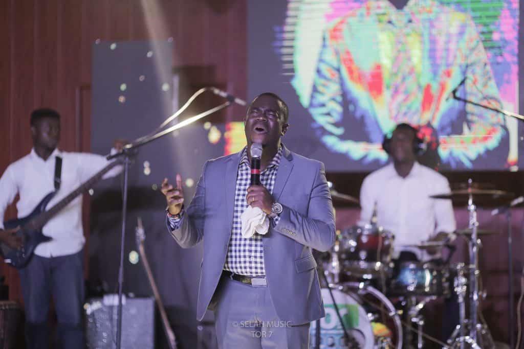 Pastor Isaiah Fosu-Kwakye Jnr TIME OF REFLECTION BY SELAH MUSIC WORLDWIDE