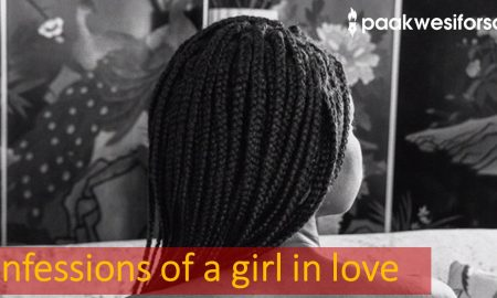 Confessions of a girl in love