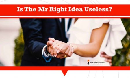 Is the Mr Right Idea Useless