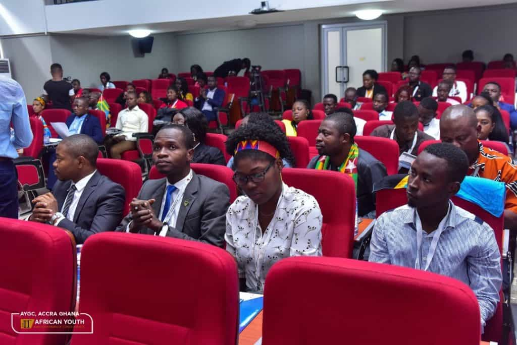 The African Youth And Governance Convergence (AYGC) 2