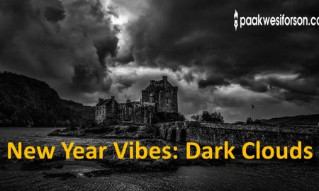 New Year Vibes: Dark Clouds