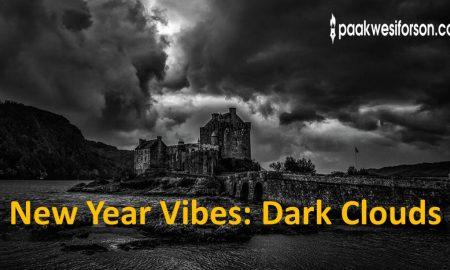 New Year Vibes: Dark Clouds