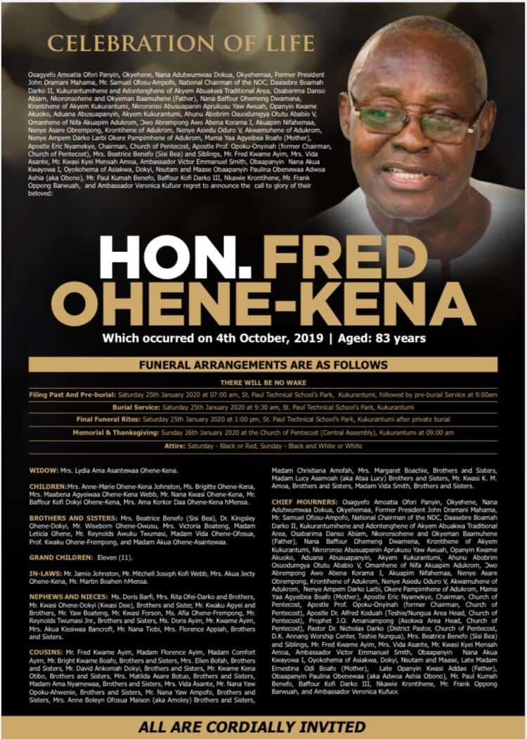Discontinue the use of Police as Criminal Prosecutors-Fred Ohene-Kena