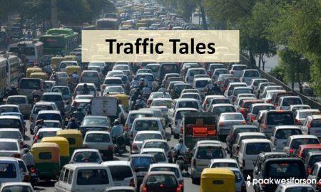 Traffic Tales