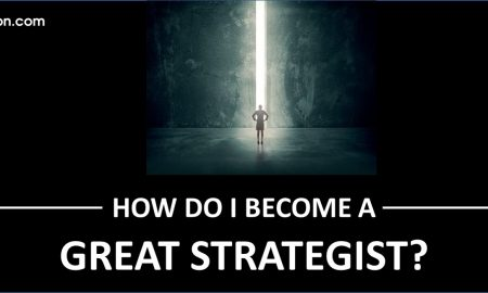 How do i become a great strategist