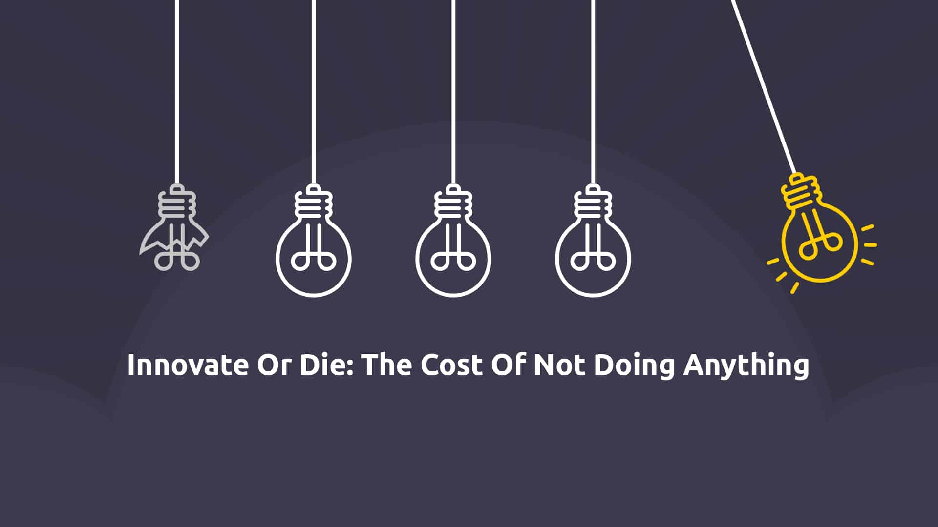 innovate, collaborate or die