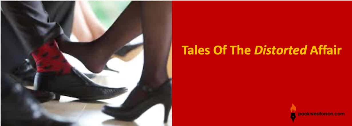 Tales Of The Distorted Affair