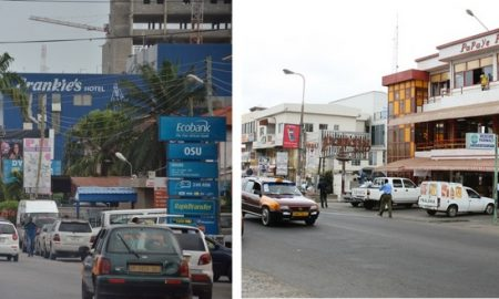 Ghana Osu Oxford Street